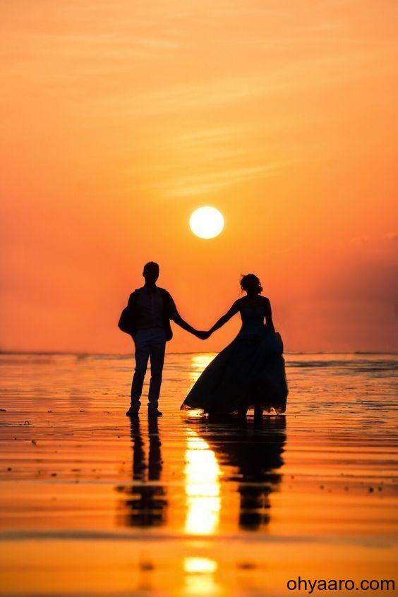 Couple Sunset Hd Wallpapers Oh Yaaro