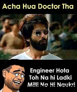 Shahid Kapoor Memes Images