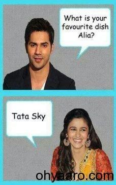 Alia Bhatt Jokes Images