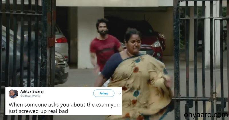 Funny exam Status