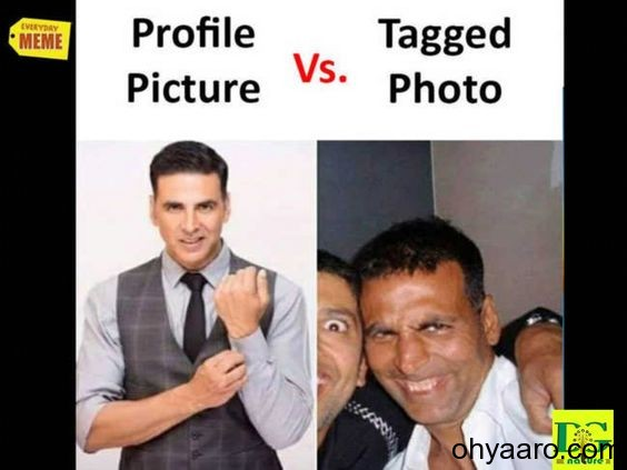 Akshay Kumar Funny Picture