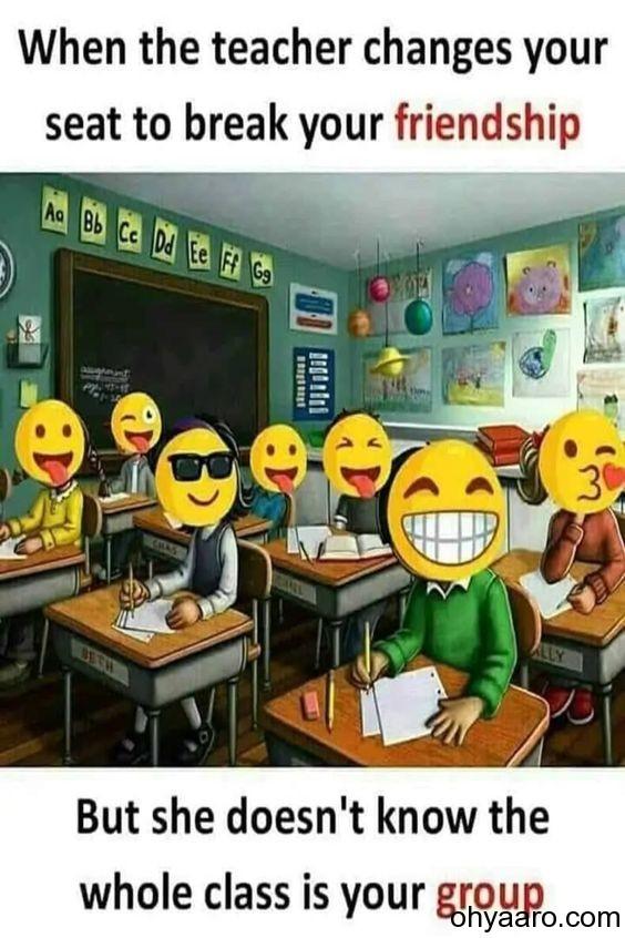 Funny Jokes Image For Teachers