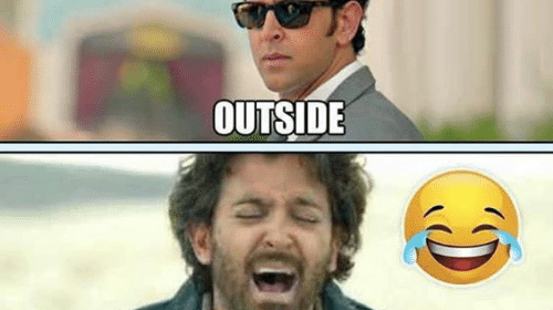 Iphones Funny Pic – Hrithik Roshan Funny Pic