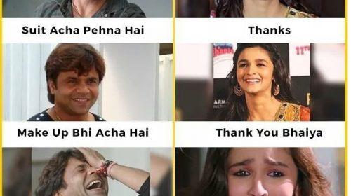 Latest Funny Pic Alia Bhatt