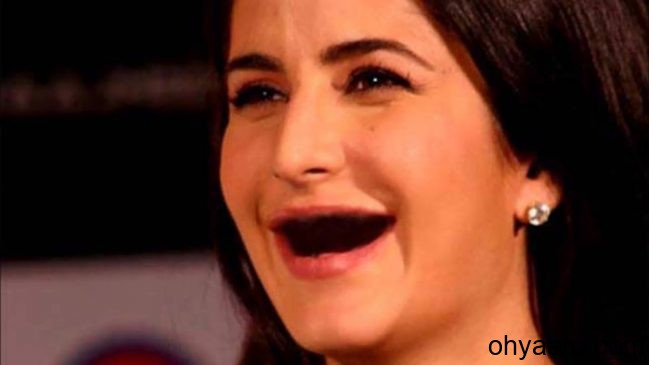 Funny Face Of Katrina Kaif