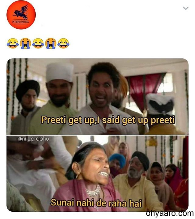 Ranu Mondal funny image
