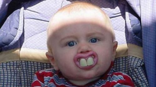 Funny Face Baby Images