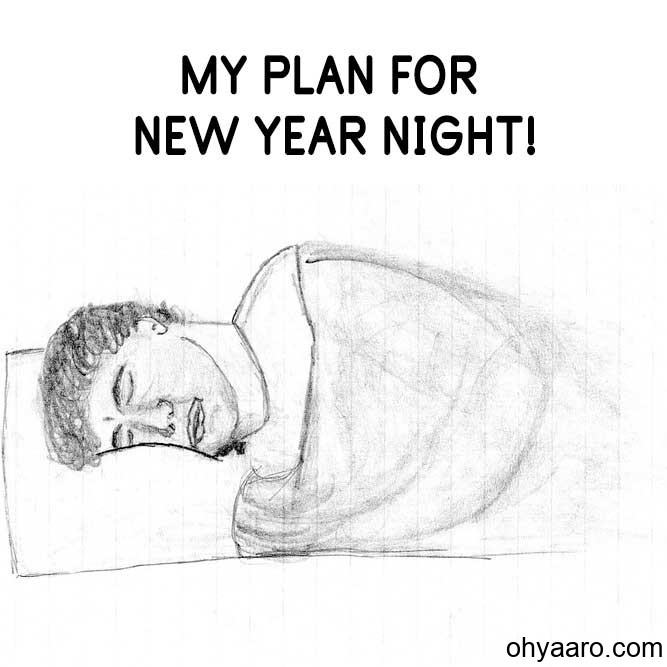 New Year Funny Memes