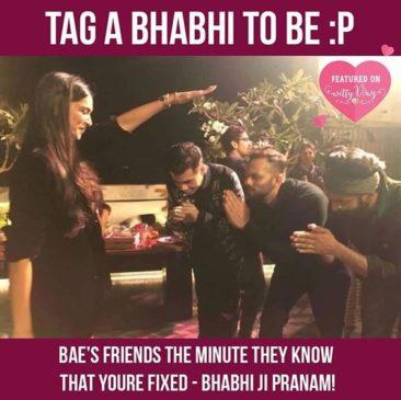 Deepika Ranveer Funny Pic | Bollywood Celebrity Funny Pic