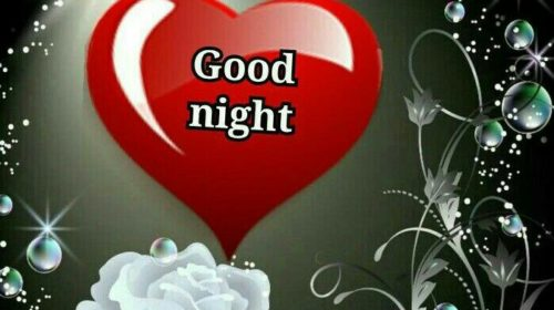 Good Night Image For Love