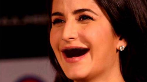 Funny Face Of Katrina Kaif Picture