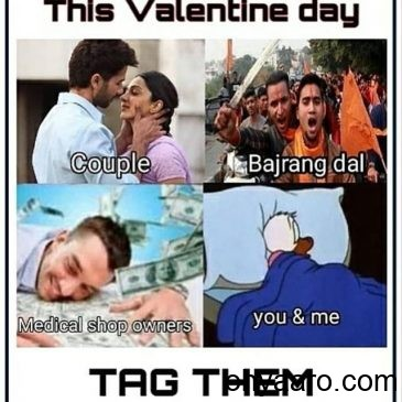 Valentine Day Joke